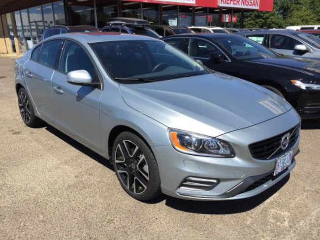 new 2017 volvo s60 for sale corvallis or vin yv140mtl8h2425832. Black Bedroom Furniture Sets. Home Design Ideas