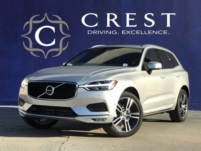 New 2019 Volvo XC60 T5 Momentum SUV in Plano near Dallas
