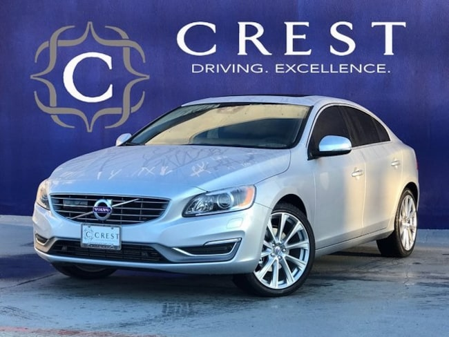 New 2018 Volvo S60 T5 Inscription FWD Platinum Sedan in Plano near Dallas