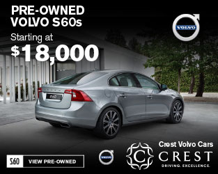 Pre-Owned Volvo S60
