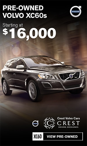 Pre-Owned Volvo XC60