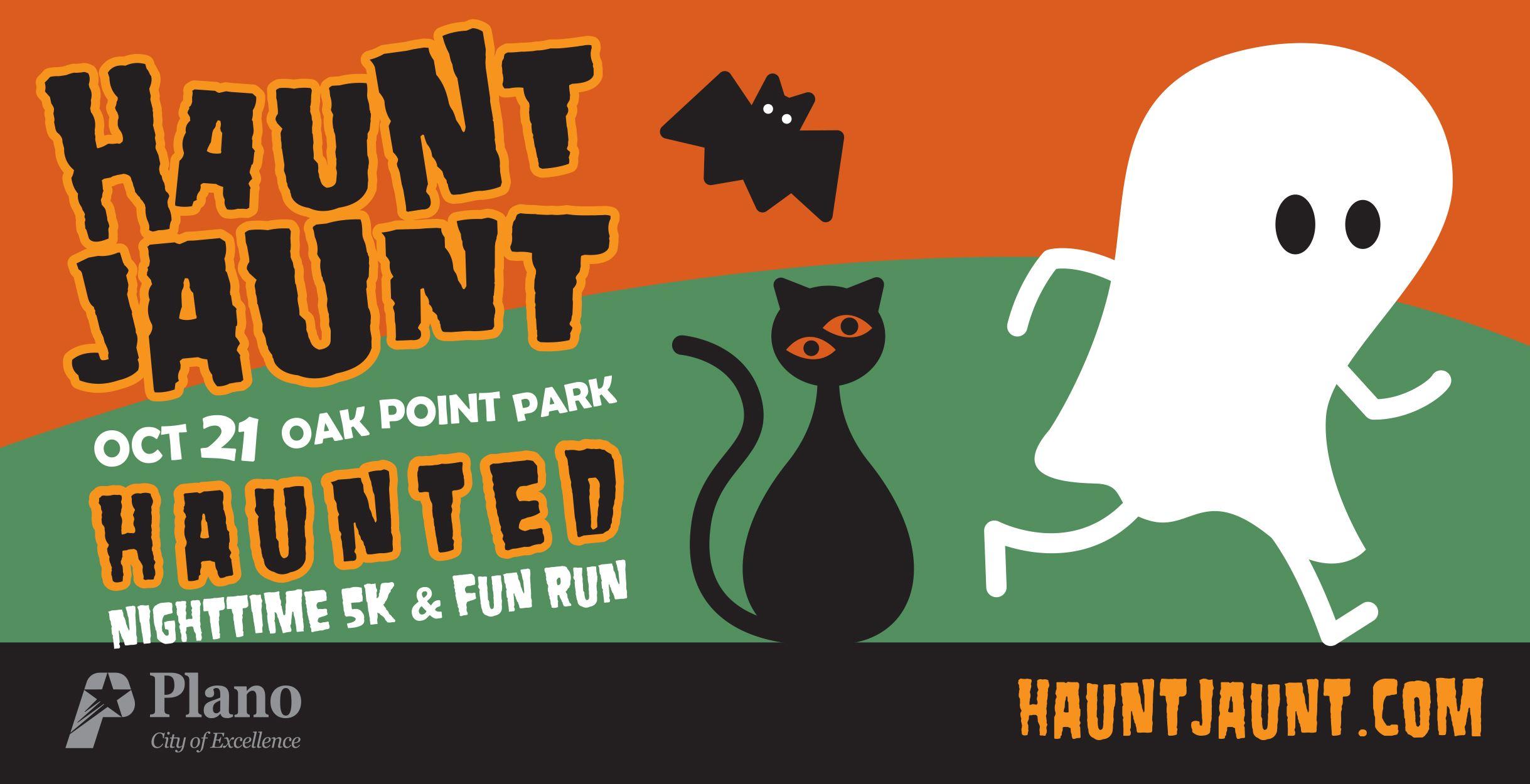Haunt Jaunt 5K & Fun Run