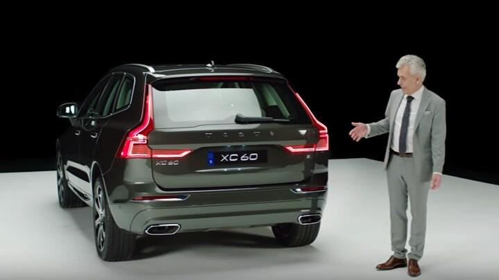 2018 Volvo XC60 walkaround