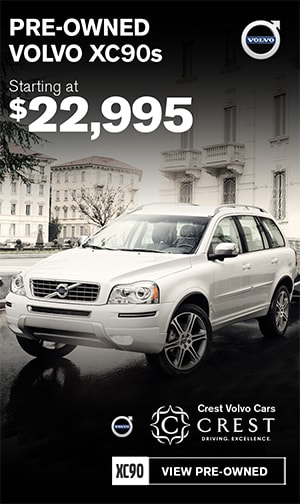 Pre-Owned Volvo XC90