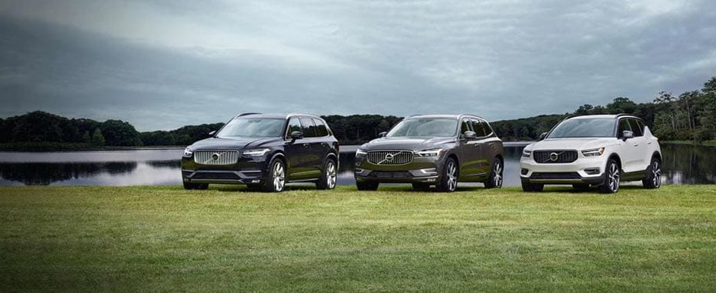 Volvo Cars and SUVs