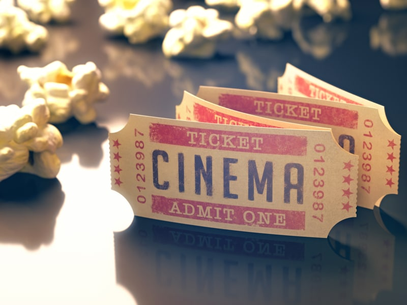 film tickets