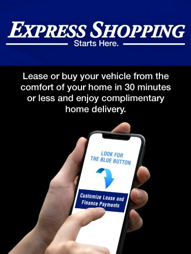 Volvo White Plains Express Shopping Image