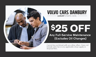 $25 off any full-service maintenance (excludes oil changes)