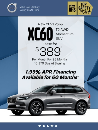 Volvo XC60 lease deal image