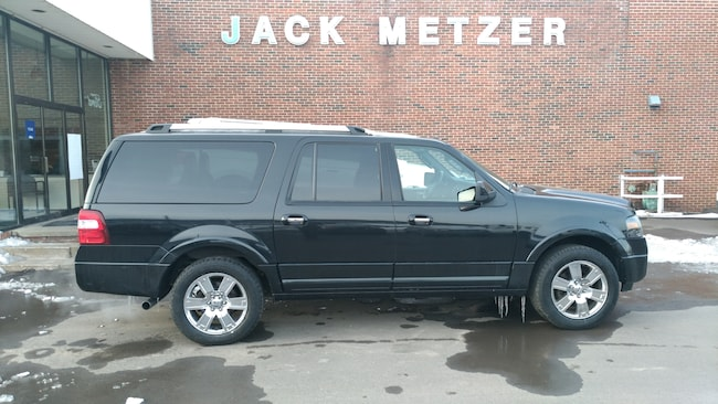 2010 Ford Expedition EL Limited SUV