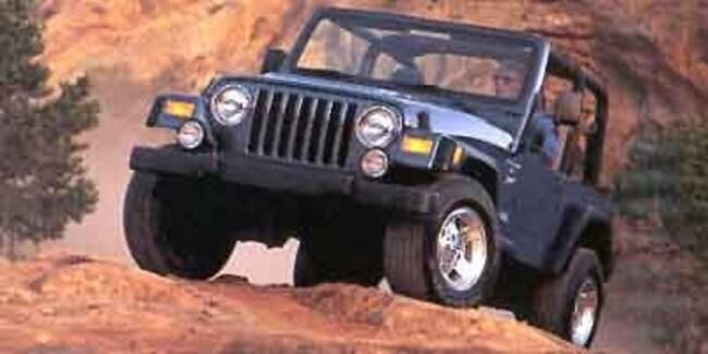 2001 Jeep Wrangler Sport SUV