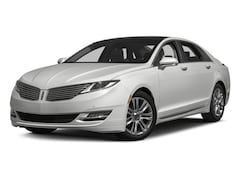 Used 2015 Lincoln MKZ 4DR SDN FWD Sedan