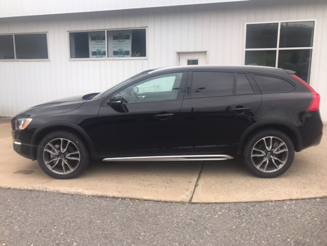 New 2017 Volvo V60 Cross Country T5 AWD Wagon in Danville, PA