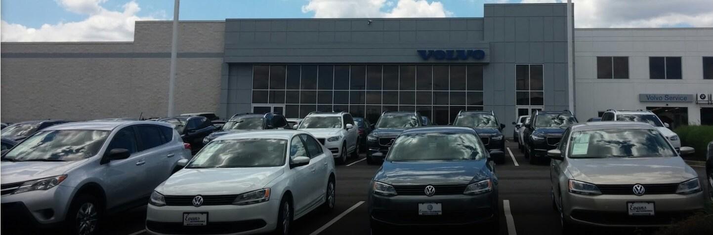 Auto Body Shop   Volvo Cars of Dayton   Vandalia