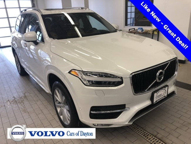 Used 2018 Volvo XC90 T6 Momentum SUV For Sale Dayton, OH