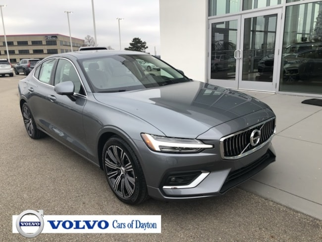 New 2019 Volvo S60 T6 Inscription Sedan For Sale Dayton, OH