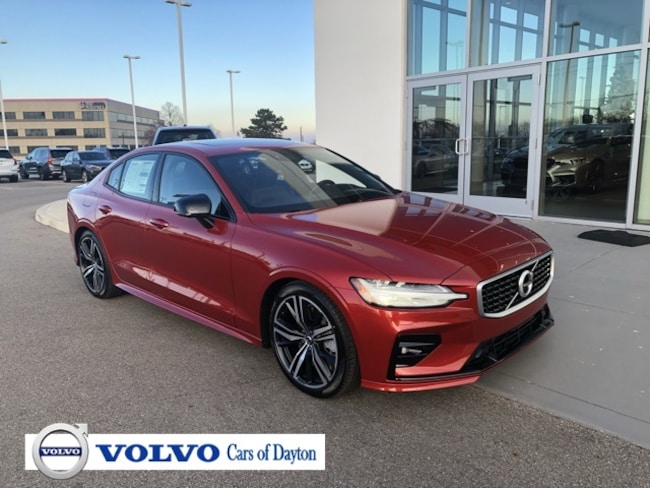 New 2019 Volvo S60 T6 R-Design Sedan For Sale Dayton, OH