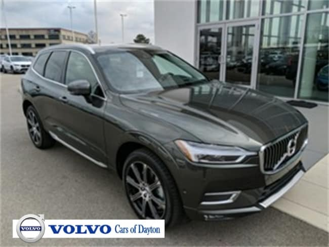 New 2018 Volvo XC60 T6 AWD Inscription SUV For Sale Dayton, OH