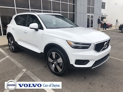 New 2019 Volvo XC40 T5 Momentum SUV YV4162UK5K2127874 for Sale in Dayton, OH