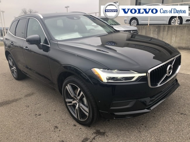 New 2019 Volvo XC60 T5 Momentum SUV For Sale Dayton, OH