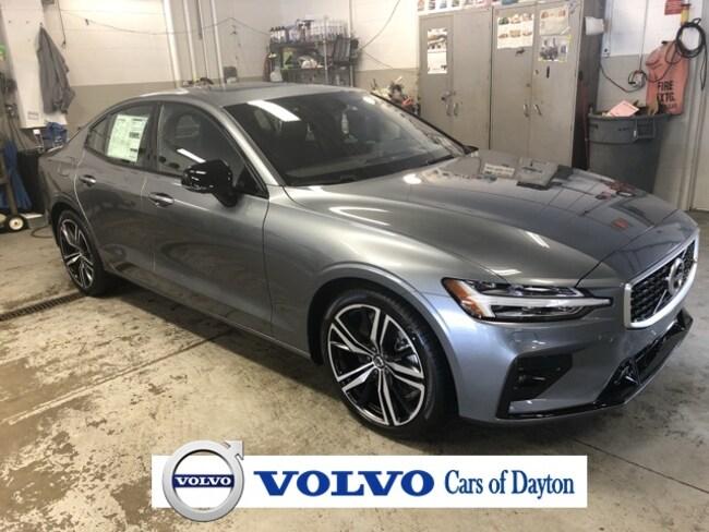 New 2019 Volvo S60 T6 R-Design Sedan For Sale Dayton, OH