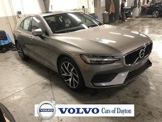 New 2019 Volvo S60 T6 Momentum Sedan 7JRA22TK3KG005745 for Sale in Dayton, OH