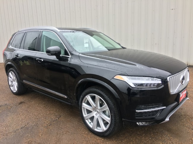 New 2019 Volvo XC90 T6 Inscription SUV in Edinburg, Texas, at Volvo of Edinburg
