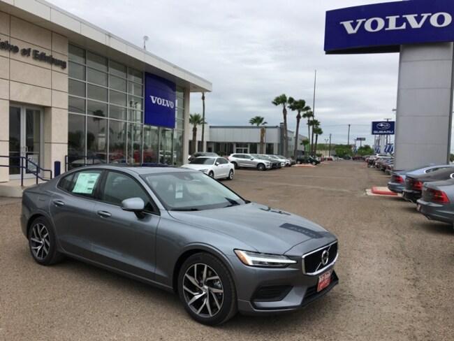 New 2019 Volvo S60 T5 Momentum Sedan in Edinburg, Texas, at Volvo of Edinburg