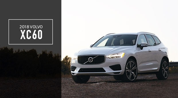 Volvo of Edinburg | Volvo XC60