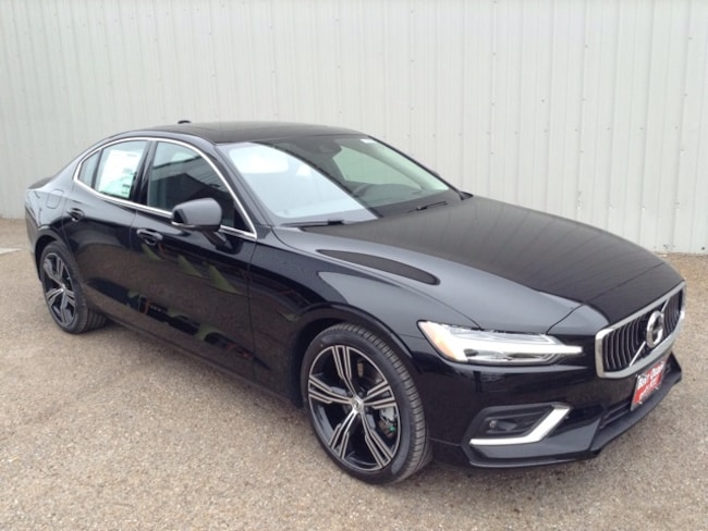 New 2019 Volvo S60 T5 Inscription Sedan in Edinburg, Texas, at Volvo of Edinburg
