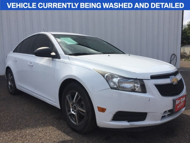 Used 2013 Chevrolet Cruze LS Manual Sedan in Edinburg, Texas, at Volvo of Edinburg