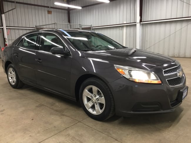 Used 2012 Chevrolet Cruze LS Sedan in Edinburg, Texas, at Volvo of Edinburg
