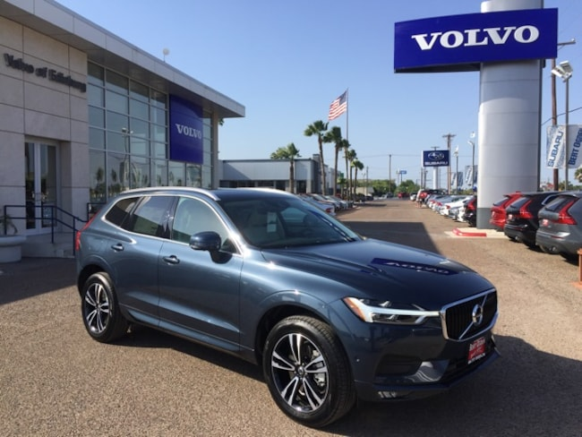 New 2018 Volvo XC60 T6 AWD Momentum SUV in Edinburg, Texas, at Volvo of Edinburg