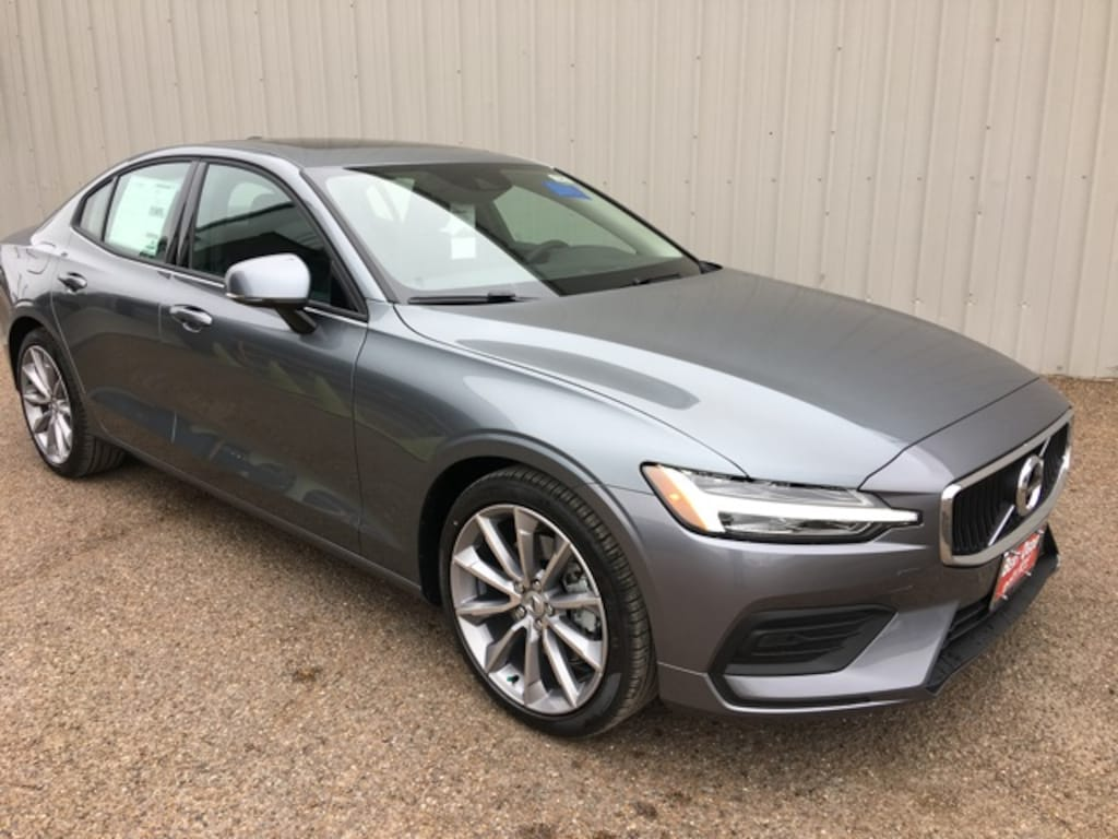 Volvo S60 For Sale >> New 2019 Volvo S60 For Sale At Volvo Cars Edinburg Vin