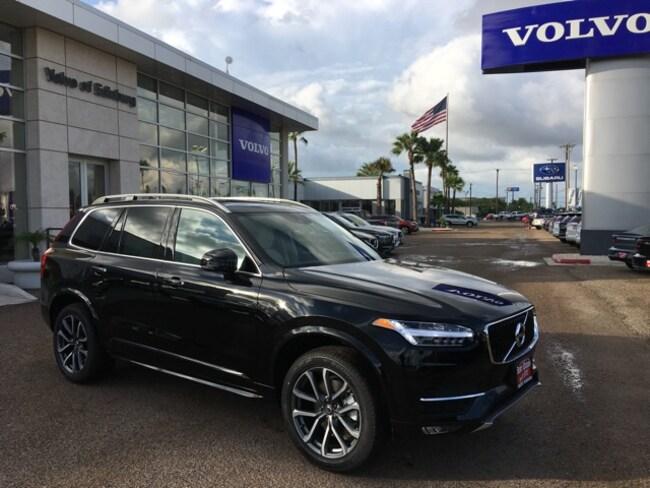 New 2019 Volvo XC90 T6 Momentum SUV in Edinburg, Texas, at Volvo of Edinburg