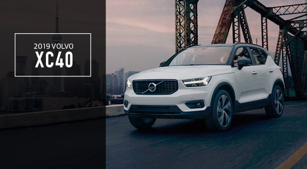 Volvo of Edinburg | Volvo XC40