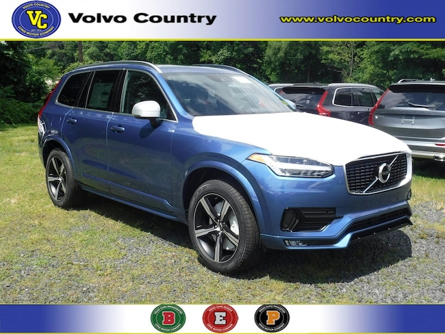 New 2019 Volvo XC90 T6 R-Design SUV for sale/lease Somerville, NJ