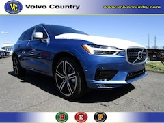 New 2019 Volvo XC60 T6 R-Design SUV YV4A22RM3K1343895 in Edison