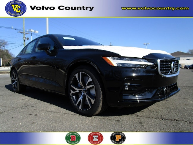 New 2019 Volvo S60 T6 R-Design Sedan For Sale/Lease Edison, NJ