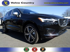New 2019 Volvo XC60 Hybrid T8 R-Design SUV for sale in Somerville, NJ at Bridgewater Volvo