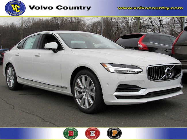 New 2018 Volvo S90 Hybrid T8 Inscription Sedan in Lawrenceville, NJ