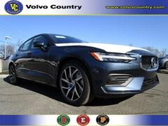 New 2019 Volvo S60 T6 Momentum Sedan 7JRA22TK5KG003950 in Edison