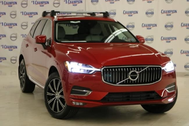 New Volvo 2018 Volvo XC60 T5 AWD Inscription SUV for sale in Erie, PA