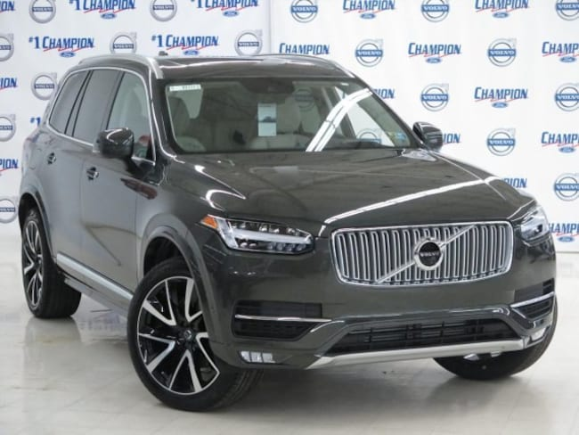 New Volvo 2018 Volvo XC90 T6 AWD Inscription (7 Passenger) SUV for sale in Erie, PA