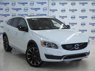New Volvo 2018 Volvo V60 Cross Country T5 AWD Platinum Wagon for sale in Erie, PA