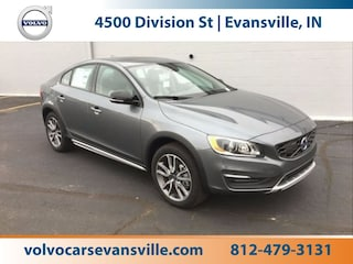 New 2018 Volvo S60 Cross Country T5 Sedan V036 for Sale in Evansville, IN, at Magna Motors