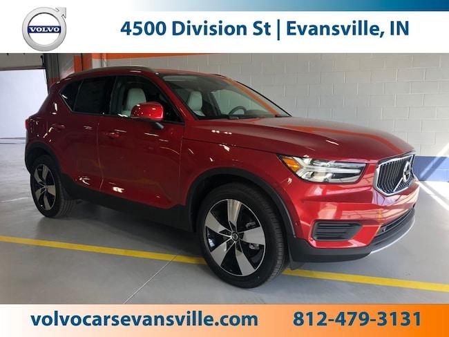 new volvo 2019 Volvo XC40 Momentum SUV for sale in Evansville
