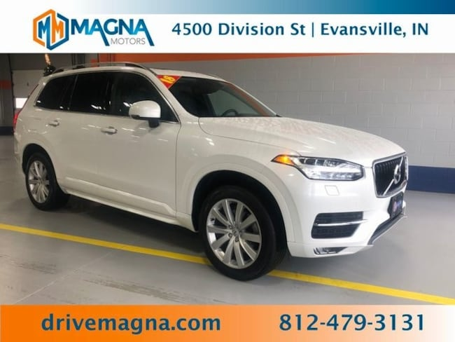 Used 2018 Volvo XC90 T6 AWD Momentum (7 Passenger) SUV for sale in Owensboro