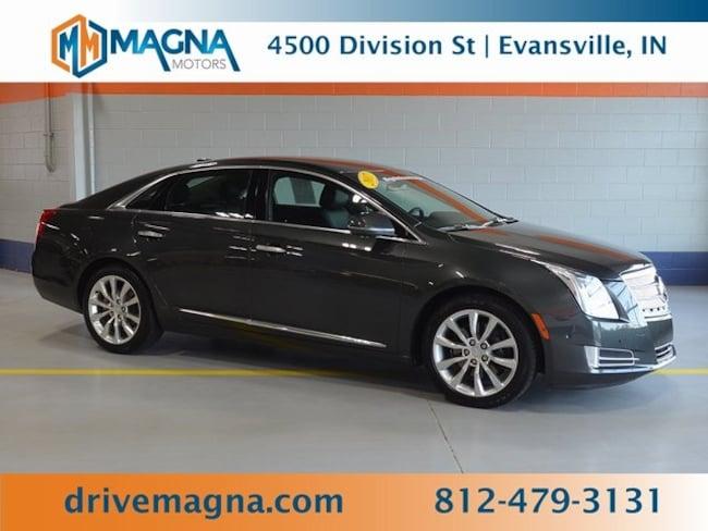 Used 2017 Cadillac XTS Luxury Sedan for sale in Owensboro