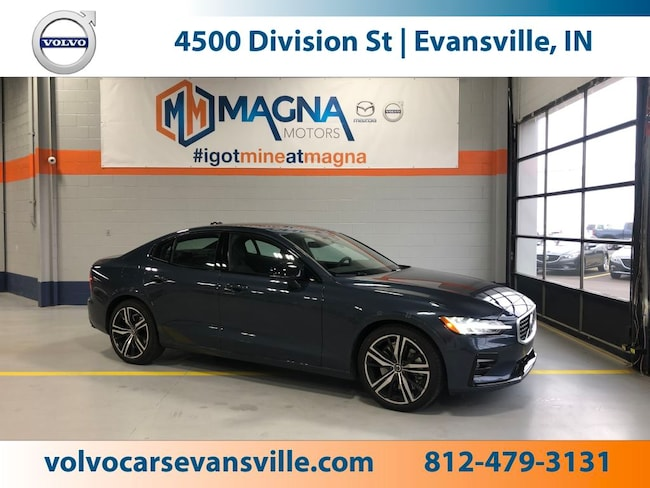 new volvo 2019 Volvo S60 T6 R-Design Sedan for sale in Evansville